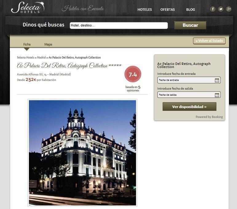 Selecta hotels